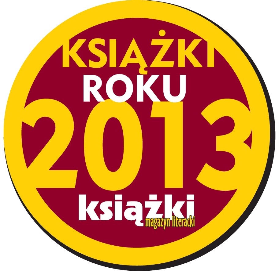 Książki Roku 2013 – logo (źródło: materiały prasowe)