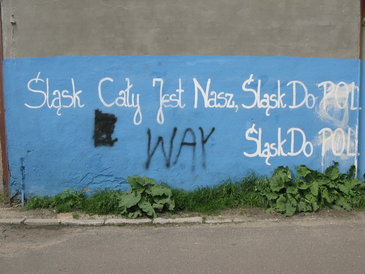 Mural ze spaceru Kunstkammera – Bytom, fot. Małgorzata Węglorz (źródło: materiały prasowe organizatora)