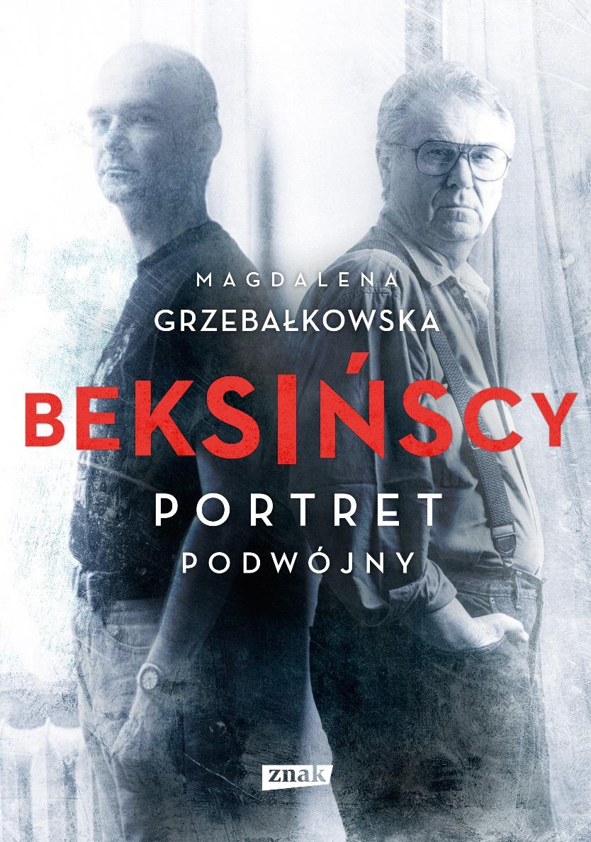 """""""Beksińscy. Portret podwójny"""" – okładka (źródło: materiały prasowe)"""