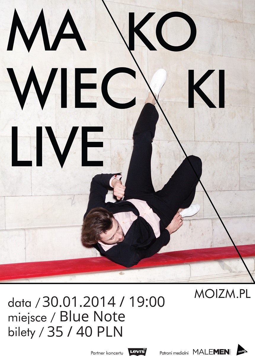 Makowiecki w Poznaniu, plakat (źródło: mat. prasowe)