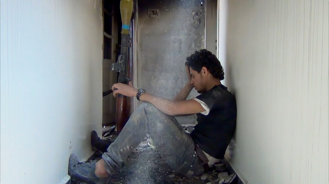 """""""Powrót do Homs"""", reż. Talal Derki (źródło: materiały prasowe organizatora)"""