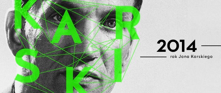 Rok Jana Karsiego – logo (źródło: materiały prasowe)