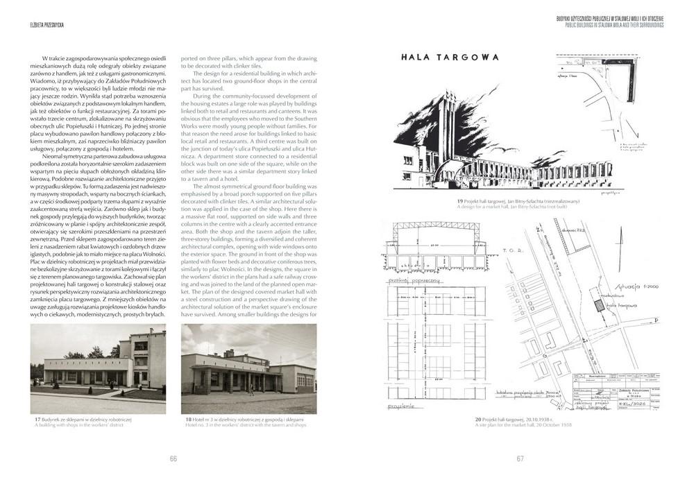 """""""Stalowa Wola. Europejskie miasto modernistyczne"""" (źródło: materiały prasowe wydawcy)"""