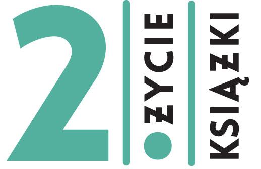Drugie Życie Książki – logo (źródło: materiały prasowe)