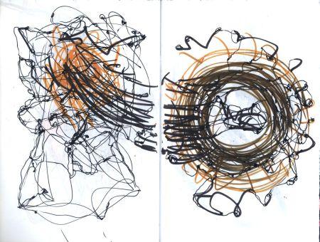 """Artur Żmijewski """"1 zeszyt"""" z cyklu """"Zeszyty kuratorskie, Berlin Biennale"""", 2012, 18 cm x 12 cm, dzięki uprzejmości Artysty i Fundacji Galerii Foksal (źródło: materiały prasowe organizatora)"""