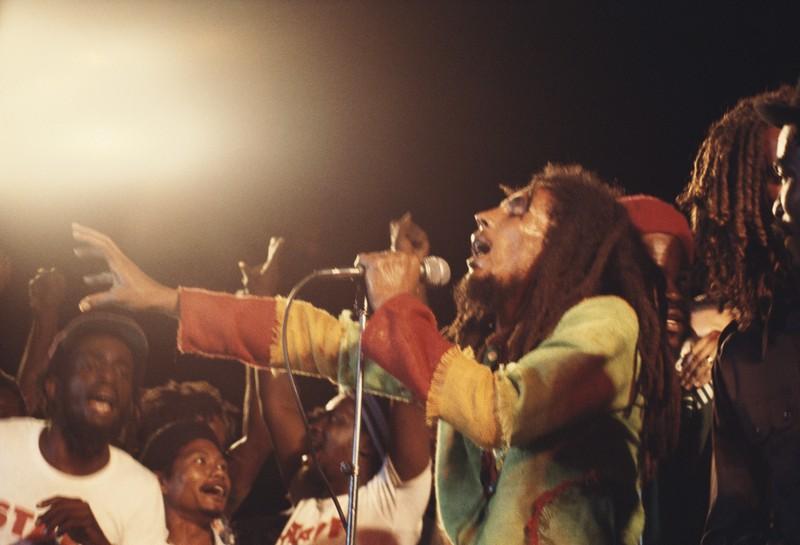 Bob Marley (źródło: materiały prasowe)