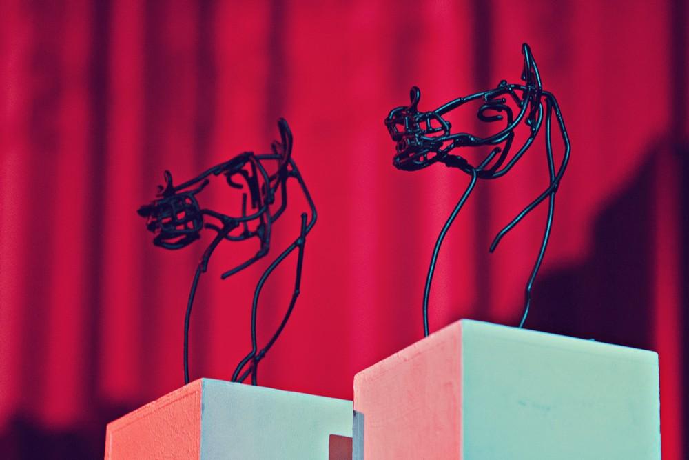 Statuetki Czarnego Konia (źródło: materiały prasowe organizatora)