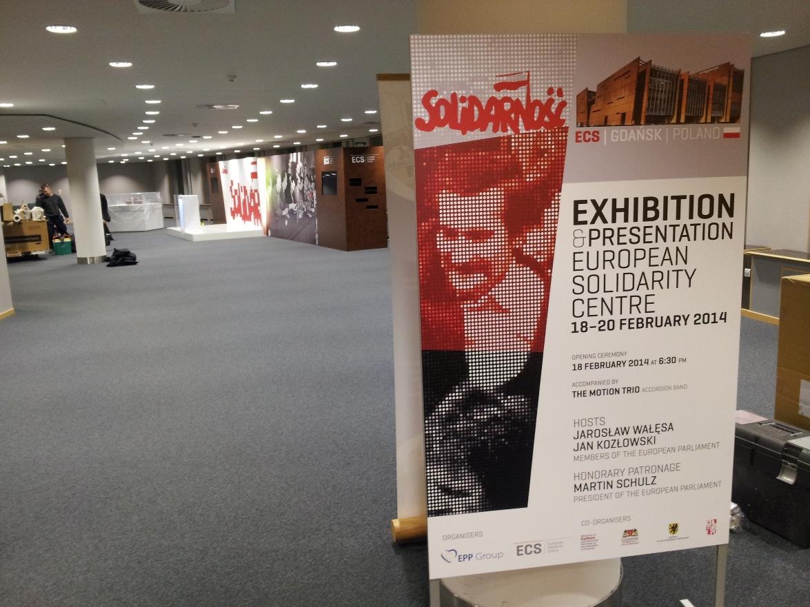 Europejskie Centrum Solidarności w Gdańsku (źródło: materiały prasowe)