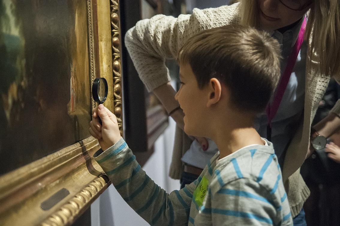 Rodzinne ferie w Muzeum Narodowym w Warszawie (źródło: materiały prasowe)