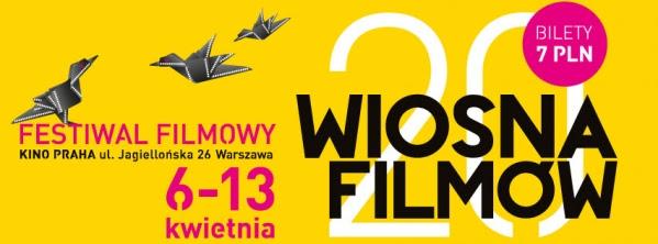 20. Festiwal Filmowy Wiosna Filmów (źródło: materiały prasowe organizatora)