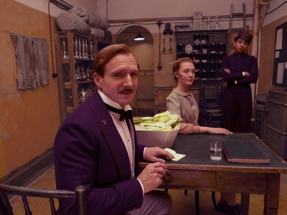 """Grand Budapest Hotel"", reż. Wes Anderson (źródło: materiały prasowe dystrybutora)"