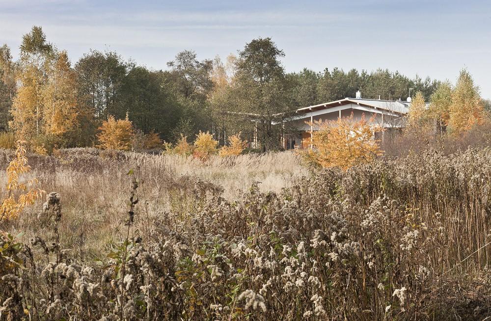 Dom jednorodzinny w Czarnowie, proj. Grupa 5 Architekci (źródło: materiały prasowe)