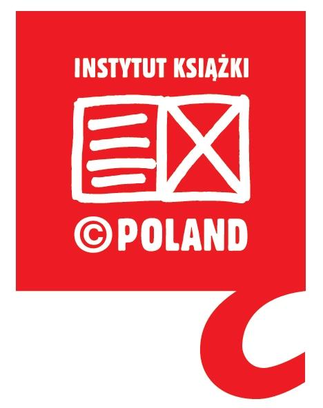 Instytut Książki – logo (źródło: materiały prasowe)