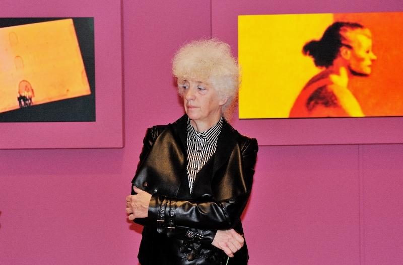 Na zdjęciu: Izabella Gustowska, fot. Krystyna Augustyniak (źródło: materiały prasowe organizatora)