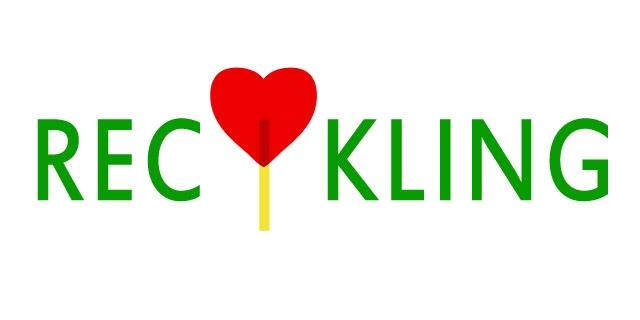 """""""Kocham recykling"""" – logo (źródło: materiały prasowe)"""
