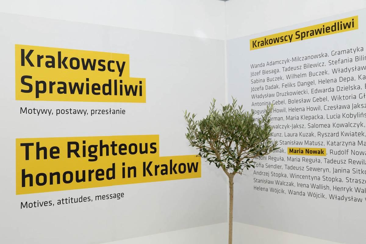 """""""Krakowscy Sprawiedliwi"""", fot. Andrzej Janikowski (źródło: materiały prasowe)"""