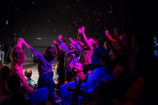 Pierwsza Lekcja Niegrzeczności w Teatrze Wybrzeże, fot. D. Werner (źródło: materiały prasowe)
