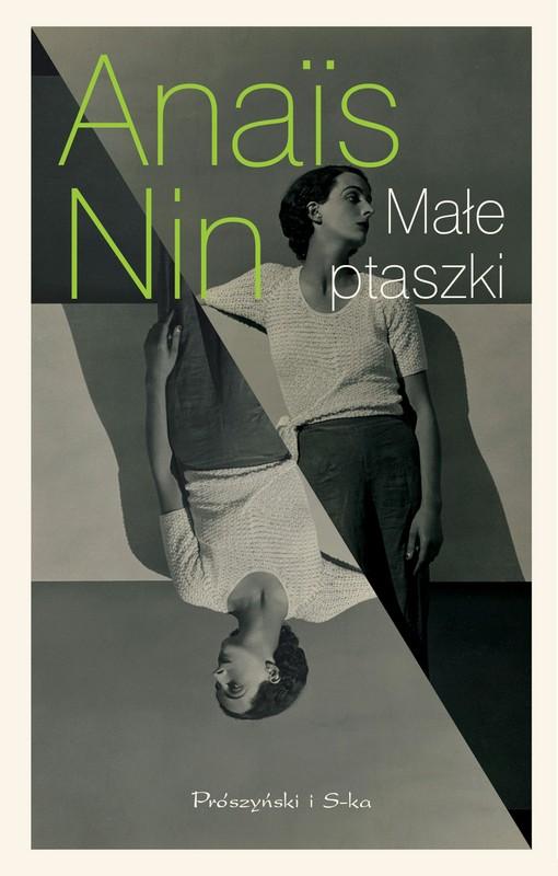 """Anaïs Nin, """"Małe ptaszki"""" – okładka (źródło: materiał prasowy)"""