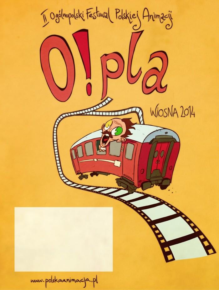 II Ogólnopolski Festiwal Polskiej Animacji O!PLA 2014 (źródło: materiały prasowe organizatora)