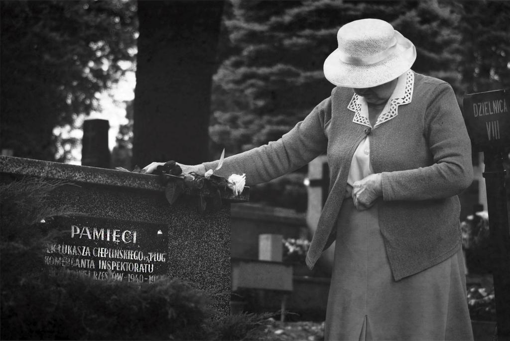 """""""Pamięć wiecznie żywa"""", Agnieszka Ciasnocha, IV LO w Rzeszowie (źródło: materiały prasowe)"""