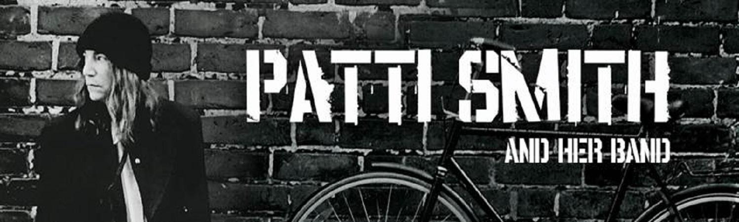 Patti Smith (źródło: mat. prasowe)