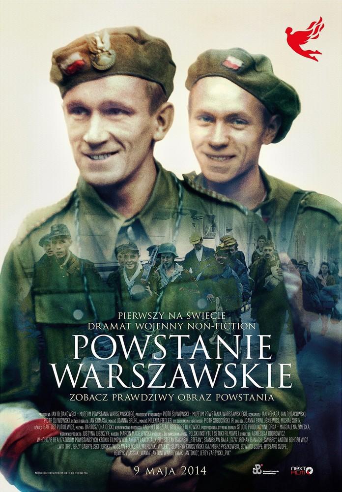 """""""Powstanie Warszawskie"""", reż. Jan Komasa (źródło: materiały prasowe dystrybutora)"""