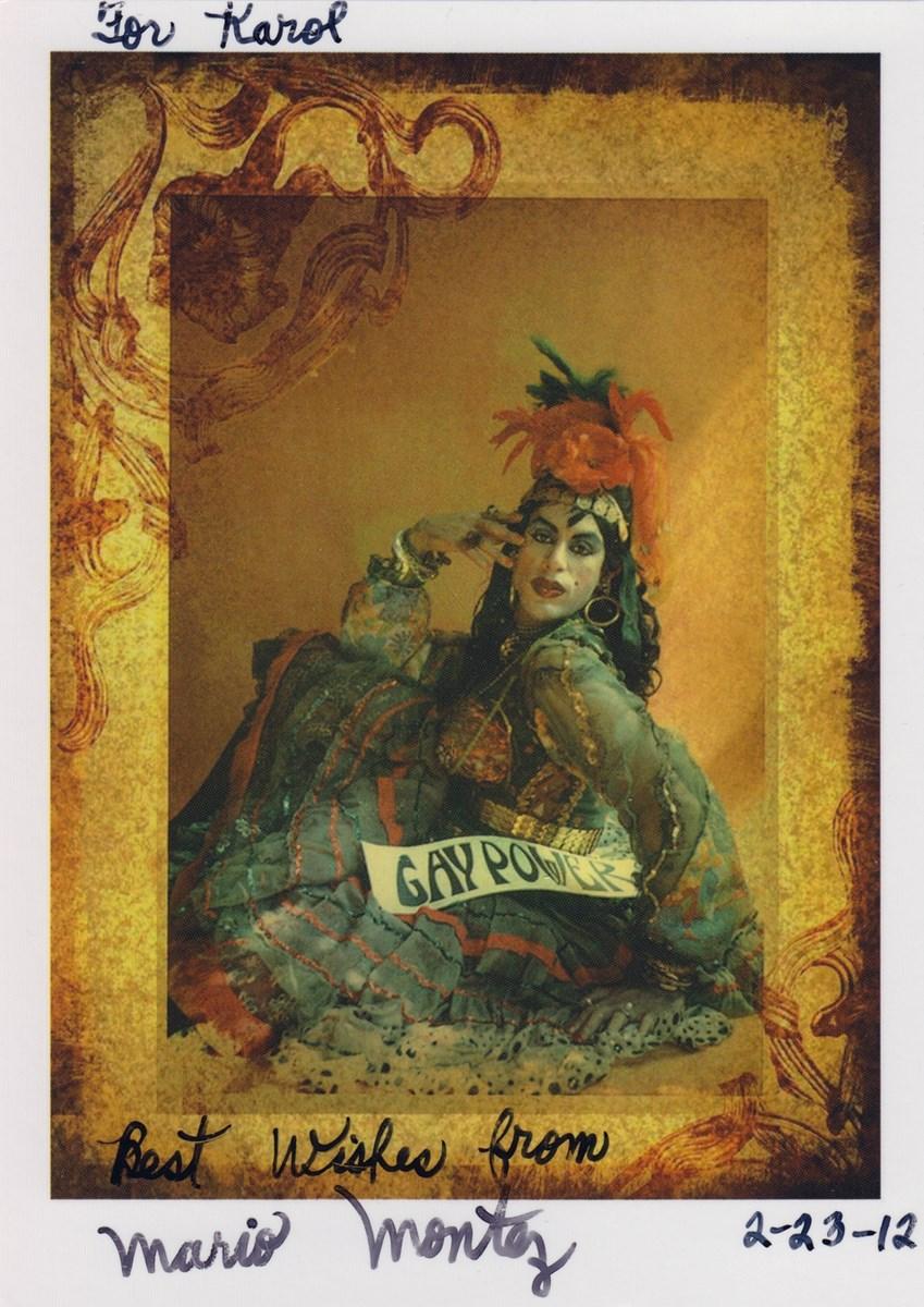 """""""Pozdrowienia z Ameryki! Greetings from America!"""" – ilustracja do wystawy – pocztówka od Mario Monteza (źródło: materiały prasowe organizatora)"""