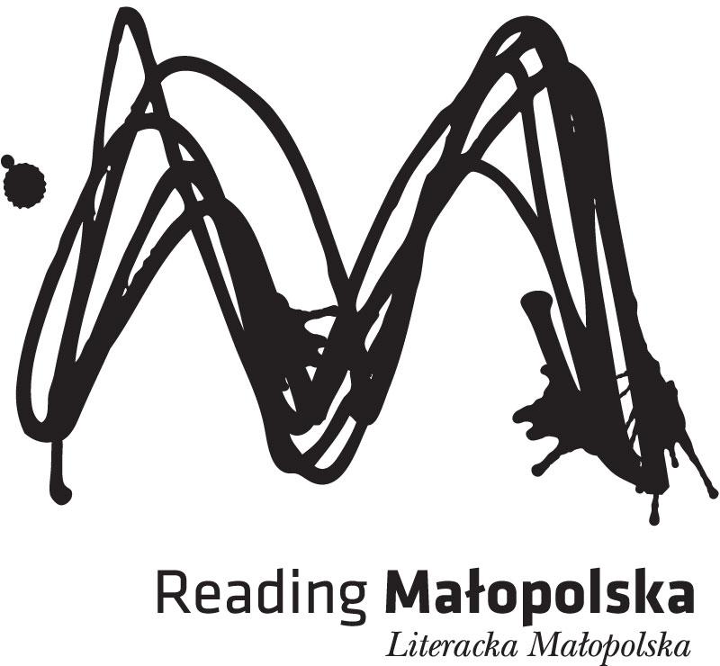 """""""Reading Małopolska"""" – logo (źródło: materiały prasowe)"""