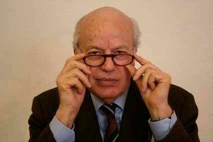 Na zdjęciu: Renato Barilli (źródło: materiały prasowe organizatora)