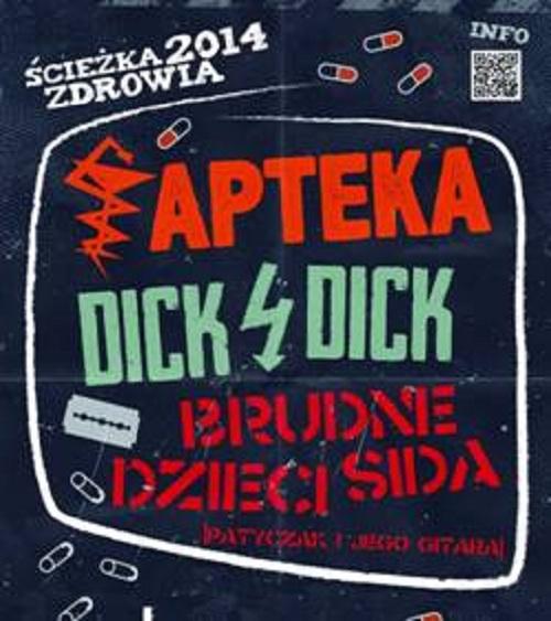 Trasa koncertowa Ścieżka Zdrowia (źródło: mat. prasowe)