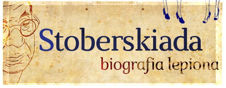 """""""Stoberskiada"""" – logo (źródło: materiały prasowe)"""