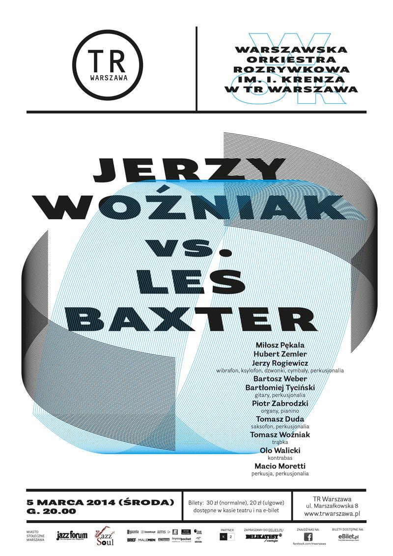 Wielka Orkiestra Rozrywkowa, plakat (źródło: mat. prasowe)