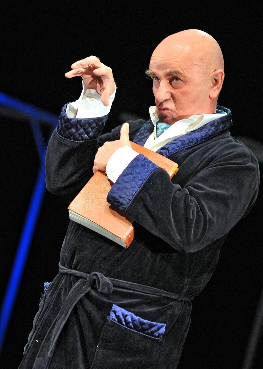 """""""Zajmijmy się seksem!"""", fot. Janusz Szymański (źródło: mat. prasowe)"""