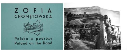 """Zofia Chomętowska, """"Polska w podróży"""", okładka książki (źródło: materiały prasowe organizatora)"""