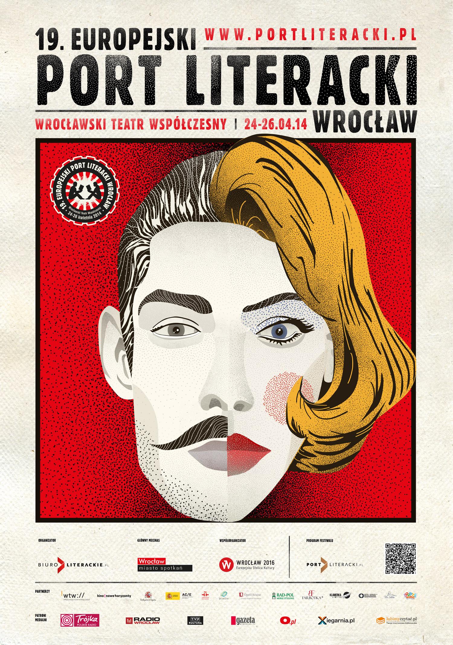 19. Port Literacki Wrocław – plakat (źródło: materiały prasowe)