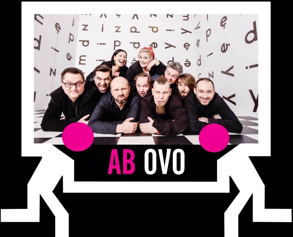 Ab Ovo Teatr Improv (źródło: materiały prasowe organizatora)