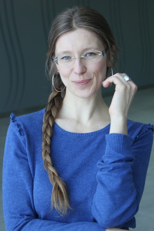 Agnieszka Wolny-Hamkało (źródło: materiały prasowe)