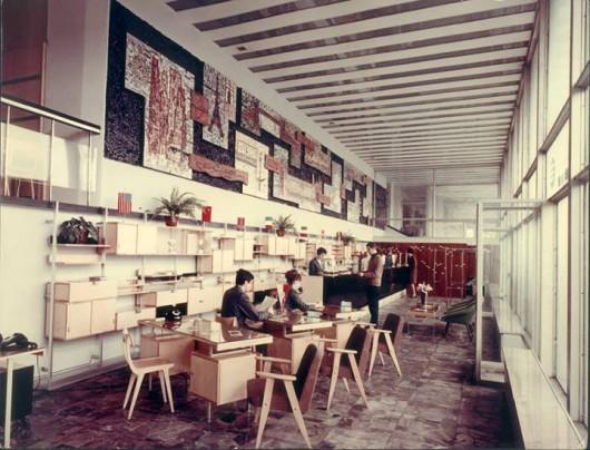 Zdjęcie biura Orbis, lata 70-te (źródło: materiały prasowe organizatora)