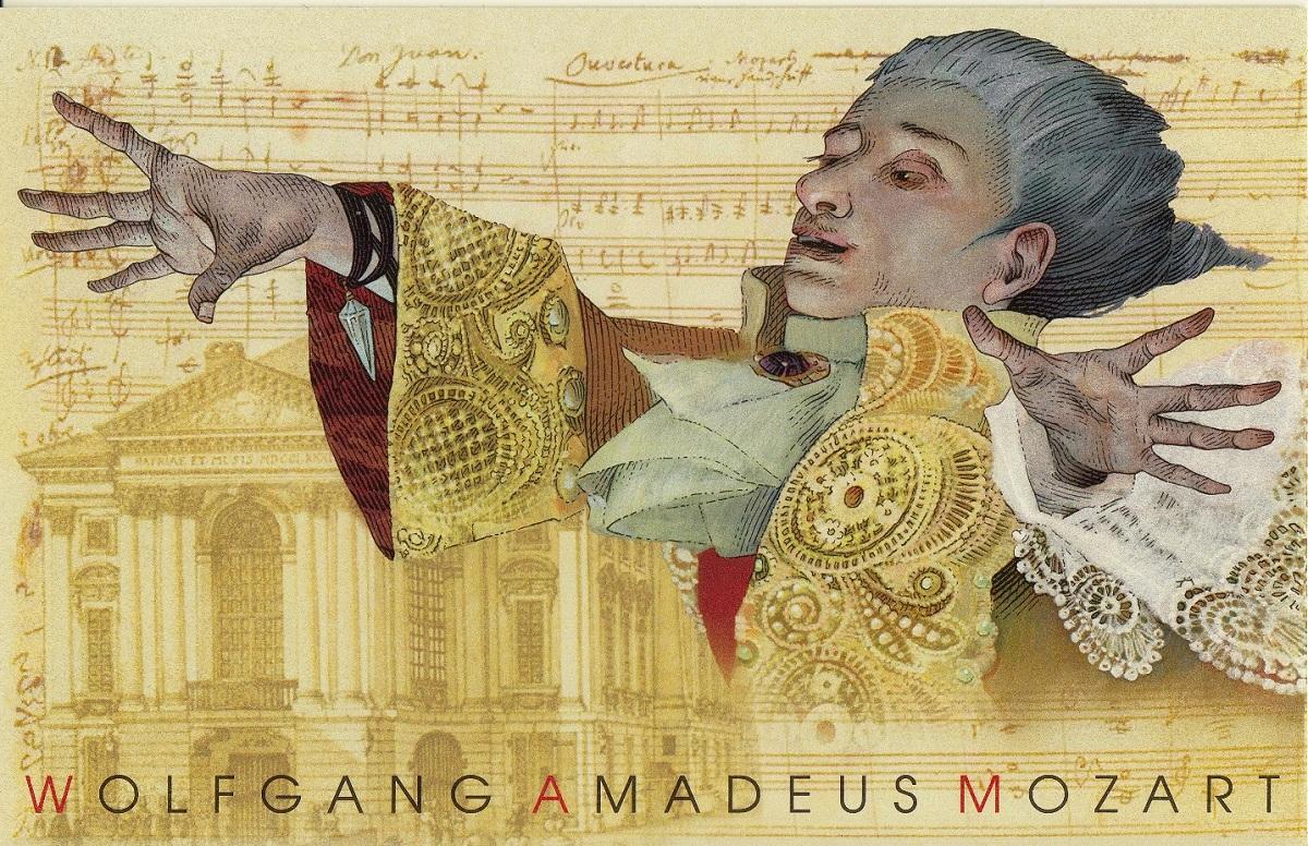 Bloczek z Czech, Wolfgang Amadeusz Mozart (źródło: mat. prasowe)