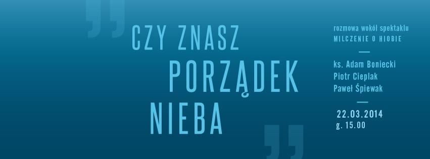 """""""Czy znasz porządek nieba"""" (źródło: mat. prasowe)"""