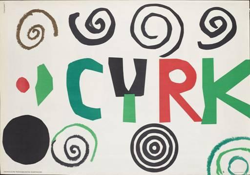 """Henryk Tomaszewski, """"Cyrk"""", 1961, dzięki uprzejmości Filipa Pągowskiego (źródło: materiały prasowe organizatora)"""
