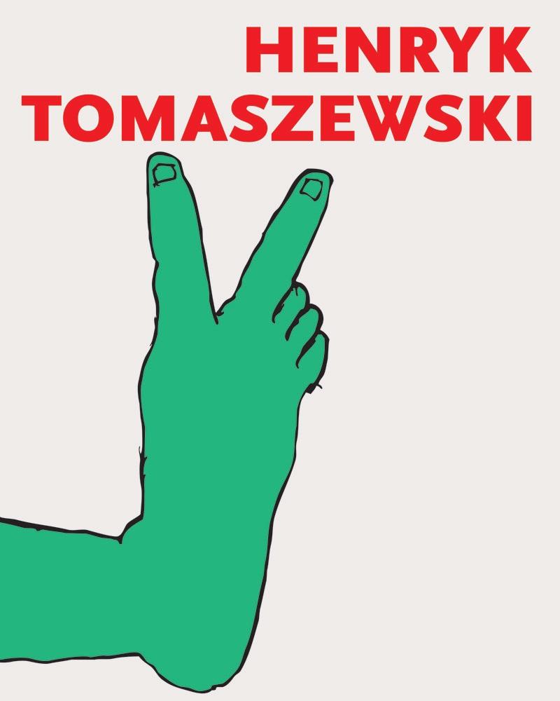 """Książka """"Henryk Tomaszewski"""", Wydawnictwo Bosz (źródło: materiały prasowe organizatora)"""