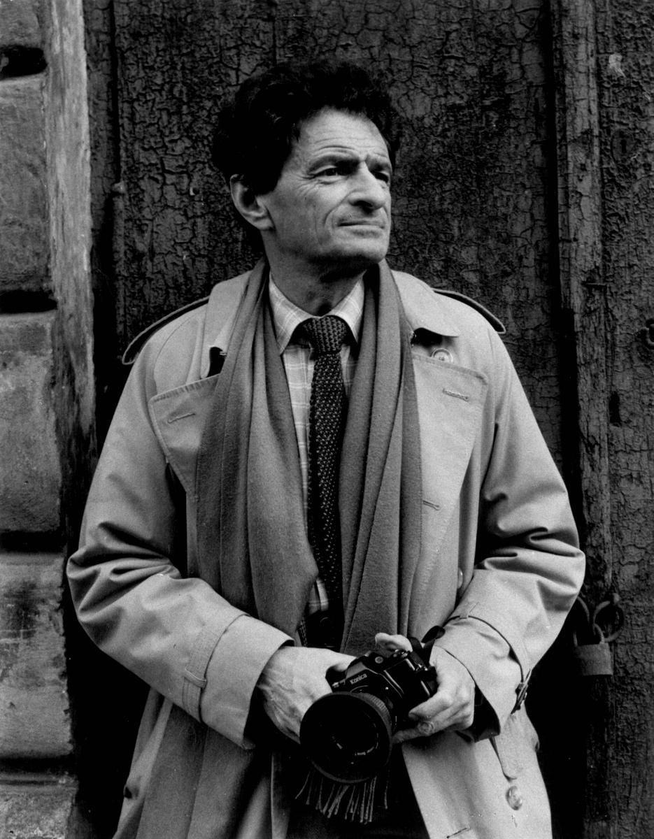 Jerzy Kosiński, z archiwum Leopolda Rene Nowaka (źródło: materiały prasowe Teatru)