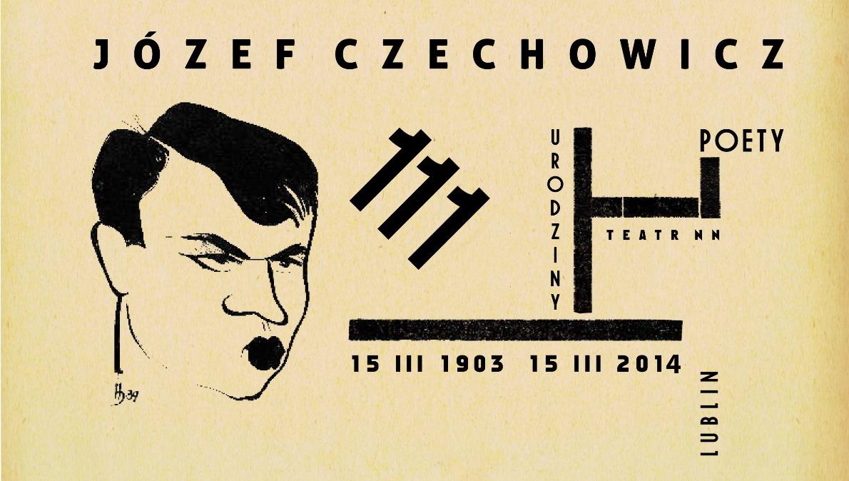 """""""Urodziny Józefa Czechowicza"""" – baner (źródło: materiały prasowe)"""