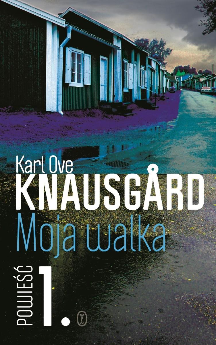 """Karl Ove Knausgård """"Moja walka"""" – okładka (źródło: materiały prasowe)"""