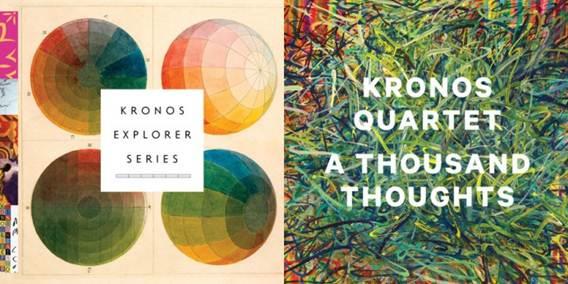 Kronos Quartet (źródło: mat. prasowe)