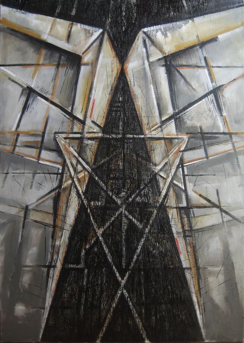 """Kuba Janyst, """"A light that is darkness"""" (źródło: materiały prasowe organizatora)"""