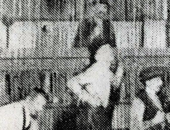 """Łukasz Trzciński, """"Gabinet dobrej historii"""" (źródło: materiały prasowe organizatora)"""