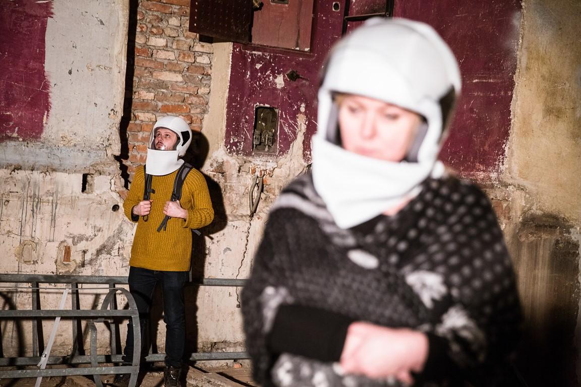 """""""Mars: Odyseja"""", reż. Paweł Miśkiewicz, fot. Kasia Chmura (źródło: materiały prasowe)"""