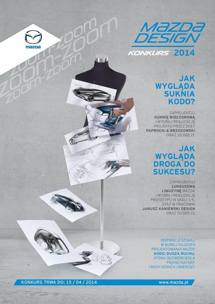 Mazda Design (źródło: materiały prasowe organizatora)
